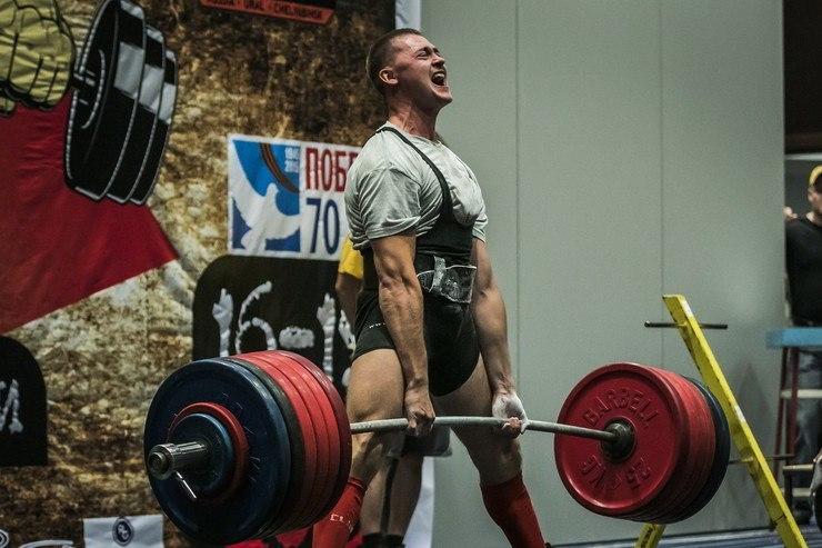 powerlifter strength