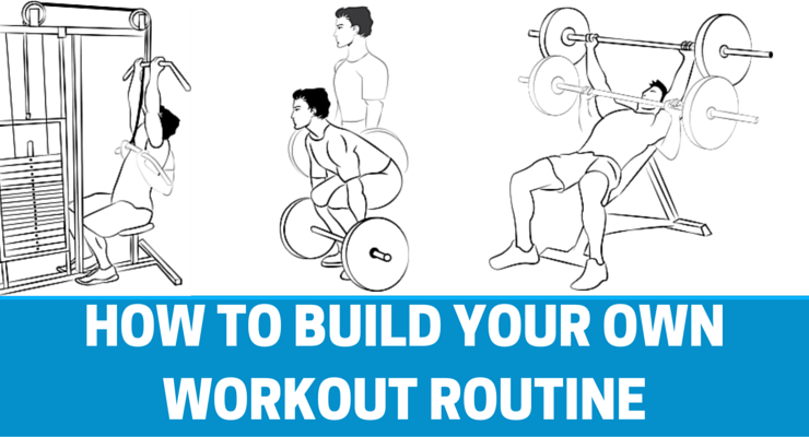 workout routine design