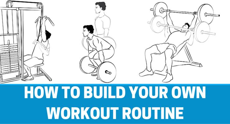 workout routine design